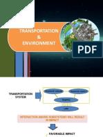 12 - Transportation & Environment