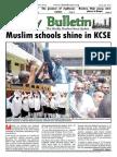 Friday Bulletin 618