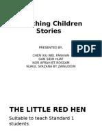 Teaching Children Stories