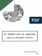 El tiempo que se aproxima - P. Urrutia (1988)