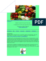crop production webquest