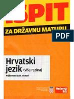 Državna matura Hrvatski Jezik