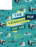 The Versions of Us by Laura Barnett Extract
