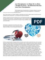 Dieta Cetogenica Para Principiantes