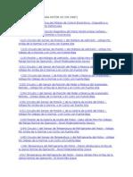 Codigos de Falla Para Motor Isx Ism Cm871