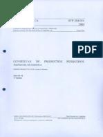 Norma Tecnica Peruana 204.054-2005 Conservas de Productos Pe