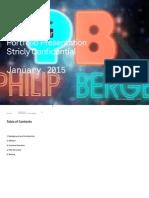 Philipberger Portfolio Winter 2015