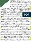 Passacaglia in G-Moll Handel