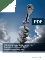 3FL Long Rod Insulator Usa