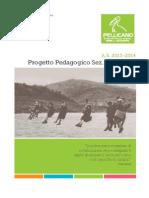 Progetto Pedagogico Sezione Primavera 2013-2014