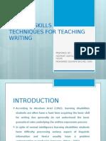 Writing Skills (1)
