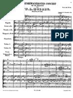 Mozart piano Concerto n.22 K482 1-Allegro