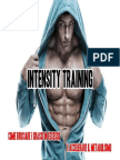 Intensity Training_ Come Bruciare i Grassi in Eccessoil Metabolismo (Italian Edition) - Casagrande, Simone