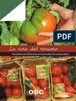 Informe Ruta-Tomate ODG 2014