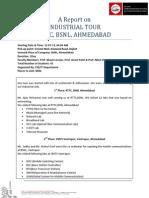 12-13. Industrial Visit_bsnl Ahmedabad