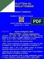 8 Iperprolattinemie
