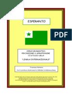 Corso di lingua Esperanto - grammatica