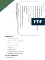 Pathology Practical Exam Study Sheet