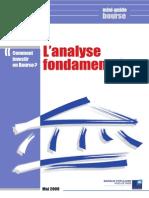 Analyse Fondamentale