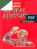 B D Chaurasia's Handbook of General Anatomy (4th Ed)