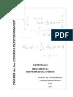 CAP 0 Revisión de Matemática y Física