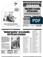 Diario El mexiquense 6 marzo 2015