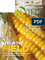 National Corn Yield Contest 2014