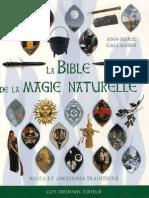 Cadeau- La Bible - Naturelle