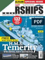 Model Boat Warship Special 2014
