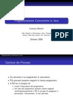 Java Concorrente