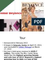 Beyonce Global and Representation