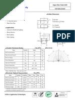 PLCC2 Top SMD LEDs