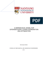 PhD Thesis - A Hierarchical Model for SC Optimization