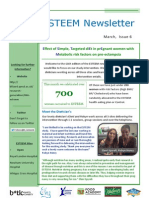 ESTEEM March Newsletter
