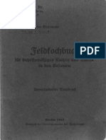 Feldkochbuch
