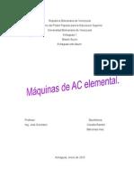 Maquinas Ac Elemental