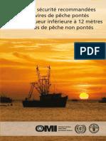 Mesure de Securite des navire Inf 12m