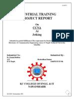 Shatrudhan Ccna Project