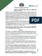Convenio Interinstitucional entre el GCPS y la Fundación Punset
