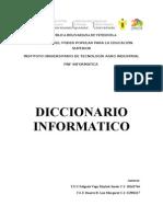 Glosario Informatico