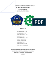 laporan kunjungan perusahaan+keselamatan FIX