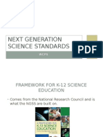 next generation science pd