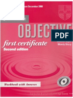 Objective FCE 2nd Ed WB