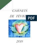 Carnets de Février 2015