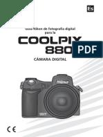 Nikon 8800 - Manual ES