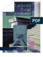 Series on Law, Society, and Politics in the Midwest