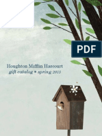 HMH Spring 2015 Gift Catalog