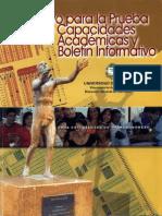 Instructivo y Boletin 2015