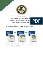 LSRP - Organización Judicial