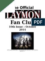Richard Laymon Fan Club 10